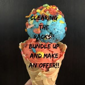 Other - Bundle Up And Make An Offer!!